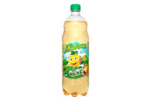 Напиток безалкогольный сильногазированный с соком яблока Живчик Оболонь п/бут 1л