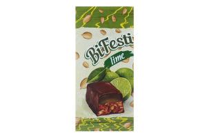 Цукерки «BiFesti» зі смаком лайму» кг