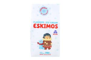 Мороженое Эскимос Рудь 450г