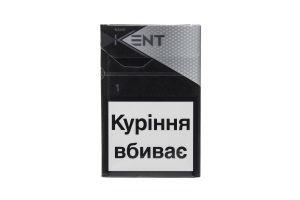 Сигареты Kent Nano White с угольным фильтром 20шт