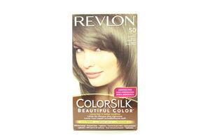Краска д/волос Col.50 Светлый каштан 5А Revlon
