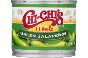 Chi-Chi's Whole Green Jalapenos