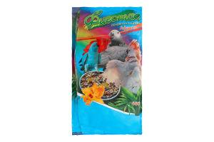 Корм для папугаев великих Природа Африка