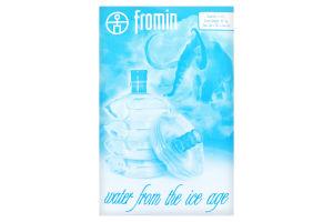 Вода питна льодовикова джерельна Fromin п/пл 10л