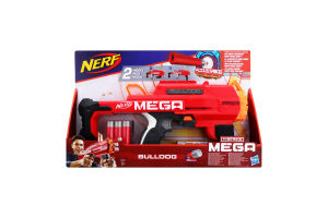 Игрушка Nerf Mega Bulldog бластер