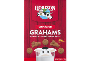 Horizon Cinnamon Grahams