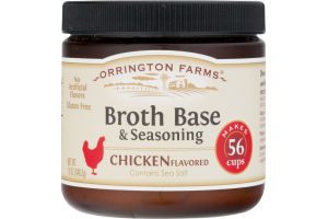 Orrington Farms Broth Base & Seasoning Chicken