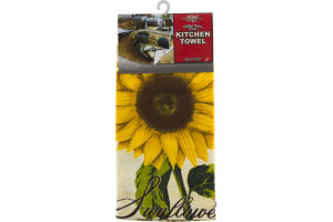 Royal Crest Cotton Terry Printed Kitchen Towel