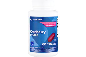 CareOne Cranberry - 60 CT