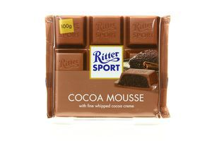 Шоколад Cocoa Mousse Ritter Sport 100г