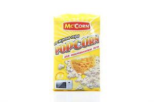 Попкорн со вкусом сыра для СВЧ Mc'Corn м/у 90г