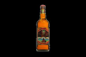 Пиво 0.5л 7.1% светлое непастеризованное Микулинецьке Терновое Поле бут