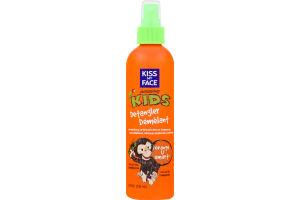 Kiss My Face Obsessively Kids Detangler Orange U Smart