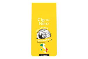 Кофе молотый Cigno Nero жареный