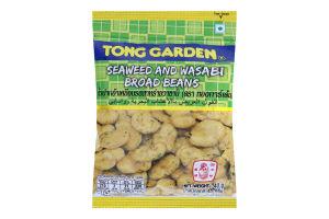 Квасоля смажена Васабі та морські водорості Tong Garden м/у 40г