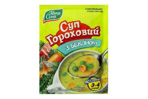 Суп гороховий з беконом Тётя Соня м/у 70г