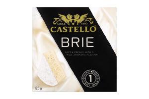 Сир 50% Brie Castello к/у 125г