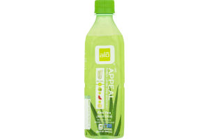 Alo Appeal Aloe Vera Juice Drink Pomelo + Lemon + Pink Grapefruit