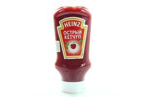 Кетчуп Острый Heinz п/бут 570г