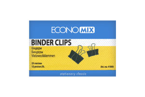 Біндер Econo Mix 25мм 41005