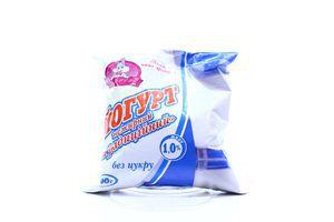 Йогурт без нап. 1% 0,5л Зарічя