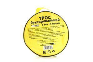 Трос буксирувальний 5тон 5м TR-RC 5