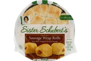 Sister Schubert S Sausage Wrap Rolls Sister Schubert S
