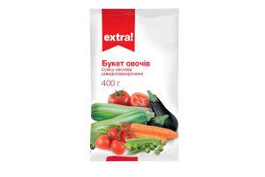 Смесь овощная Extra! Овощной букет быстрозаморож