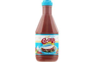 Chi-Chi's Medium Taco Sauce