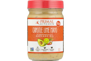 Primal Kitchen Chipotle Lime Mayo with Avocado Oil