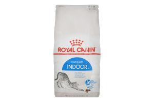 Корм сухий для котів Indoor Royal Canin м/у 2кг