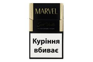 Сигариллы с фильтром Marvel Sweet Vanilla 20шт