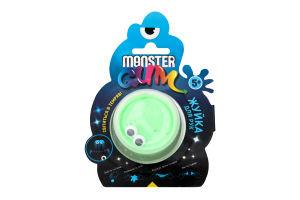 Іграшка Monster Gum Жуйка для рук світиться в темряві CP83L16022