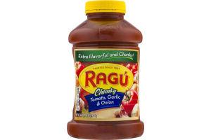Ragu Chunky Tomato, Garlic & Onion Sauce