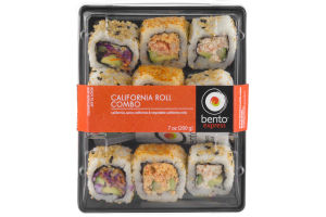 Bento Express California Roll Combo