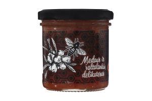 Медовый деликатес с облепихой IGMIS с/б 200г