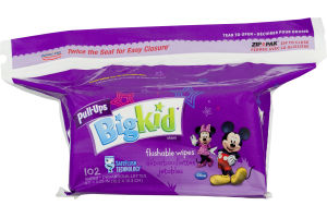 Huggies Pull-Ups Flushable Wipes Disney Pixar Toy Story - 102 CT