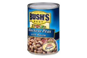 Bush's Blackeye Peas with Bacon