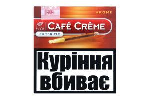 Сигари Cafe Creme Tip Arome (10шт)