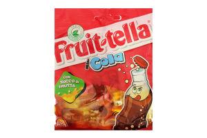 Мармелад жевательный Cola Fruit-tella м/у 90г