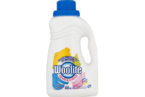 Woolite Gentle Cycle Laundry Detergent Sparkling Falls Scent