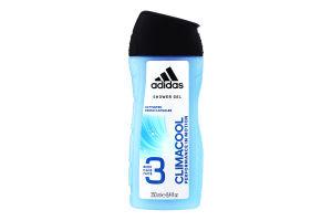 Гель для душа 3в1 Climacool Adidas 250мл
