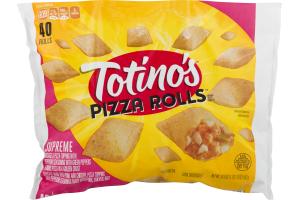 Totino's Pizza Rolls Supreme - 40 CT