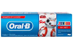 Паста зубная Oral-B Junior Нежная мята для детей
