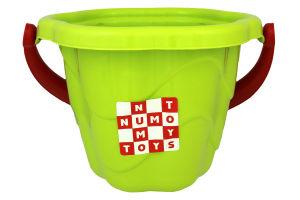 Дитяча іграшка відро Пустеля, d16 см, 4 види, 3+NON BRAND 710 6526/0961