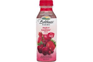 Bolthouse Farms Fruit Juice Smoothie Multi-V Goodness Cherry