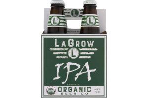 LaGrow IPA Organic Beer