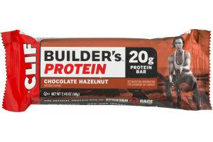 Clif Builder's Protein Bar Chocolate Hazelnut