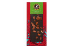 Шоколад черный с миндалем Shoud'e к/у 100г