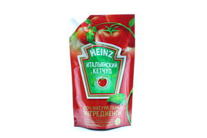 Кетчуп Итальянский Heinz д/п 350г